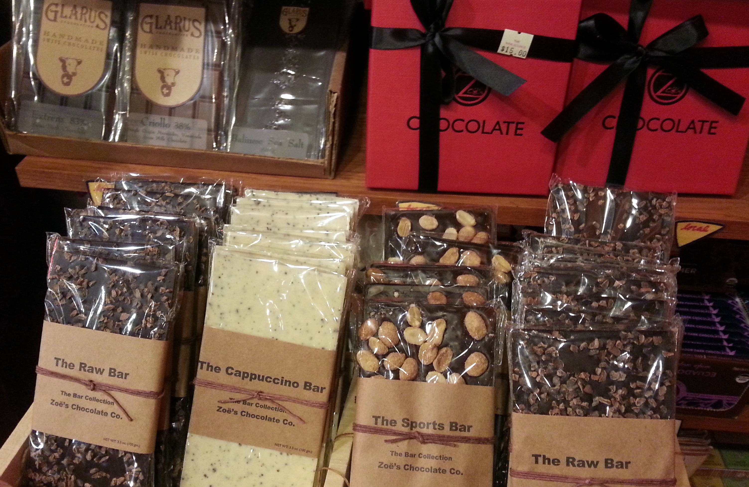 Holiday gift ideas part ii for the out of town chocolate - Gift ideas with chocolate ...